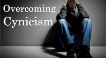 Overcoming Cynicism